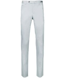 Pt01   Slim-Fit Cropped Trousers Size 48