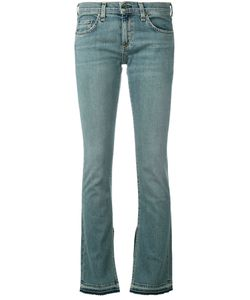 Rag & Bone/Jean | Rag Bone Jean Ankle-Slit Jean 28 Cotton/Polyurethane