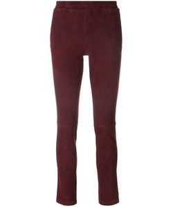 Arma | Textured Cropped Trousers Women