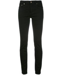 Roberto Cavalli | Skinny Jeans 44 Cotton/Polyester/Spandex/Elastane