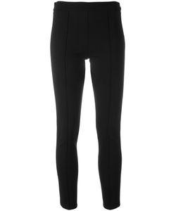Max Mara | Vespa Trousers 44 Viscose/Polyamide/Spandex/Elastane
