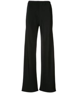 PETER COHEN | High-Rise Flared Trousers Size Xs