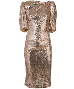 Talbot Runhof | Fitted Dress Size 34