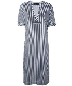 N Duo | Striped Shirt Dress Size