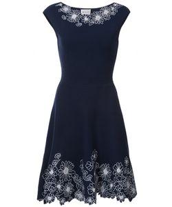 Milly | Платье С Цветочной Вышивкой