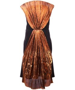 CHRISTIAN SIRIANO   Платье Без Бретелек