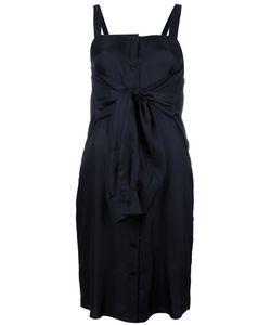 Maison Margiela | Платье С Декоративным Узлом Спереди