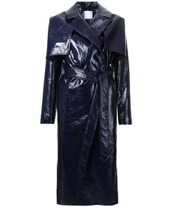Christopher Esber | Caped Trench Coat