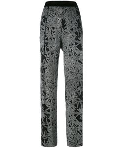 Diane Von Furstenberg | Printed Trousers Size Medium