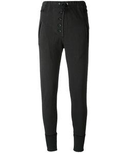 Isabel Marant Étoile | Buttoned Sweatpants Medium Cotton