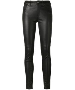 Iro | Zaslim Trousers 36 Leather/Rayon