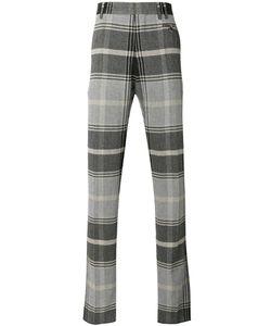 Vivienne Westwood | Man Plaid Tailo Trousers 54 Viscose/Polyamide/Spandex/Elastane/Viscose