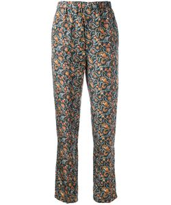 Isabel Marant | Foliage Print Tapered Trousers Size 36