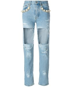 FORTE COUTURE | Big Heroes Destroyed Jeans