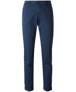 Fay | Skinny Tailored Trousers Size 31