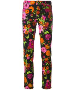THE SEAFARER   Print Cropped Jeans Size 27