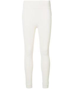 Victor Alfaro | Knitted Leggings Small Spandex/Elastane/Rayon
