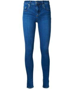 Nobody Denim | Geo Skinny Jeans 25 Cotton/Elastodiene/Polyester