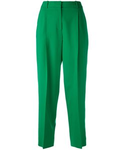 Diane Von Furstenberg | Tailored Cropped Trousers