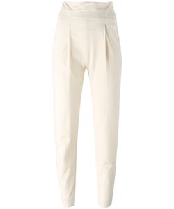 Erika Cavallini | Marjory Pants 40 Cotton/Virgin Wool/Acetate