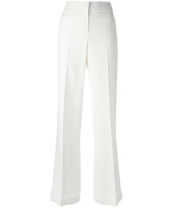 Alberta Ferretti | Wide Leg Trousers 40 Acetate/Rayon/Other Fibers