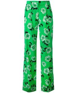 P.A.R.O.S.H. | P.A.R.O.S.H. Print Trousers Xs