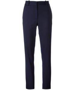 Victoria Beckham | Straight Trousers 38 Cotton/Elastodiene/Polyamide/Cotton