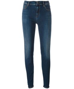 Twin-set | Heart Pocket Jeans 33 Cotton/Polyester/Elastodiene