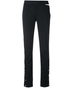 NOMIA | Button Cuff Trousers