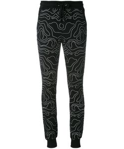 Zoe Karssen | Embroidered Sweatpants Size Medium