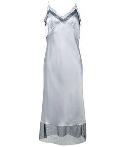 Walk of Shame | Lace Trimmed Slip Dress Size 44