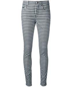 GUILD PRIME | Checked Skinny Jeans 36 Cotton/Polyurethane