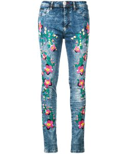 Philipp Plein | Embroidery Skinny Jeans Size 28