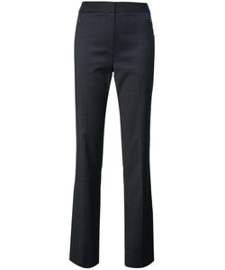 Elie Tahari | High-Waisted Trousers 12 Triacetate/Polyester
