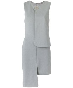 GLORIA COELHO   Asymmetric Dress M