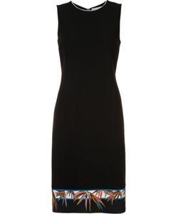 Emilio Pucci   Printed Hem Dress
