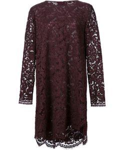Adam Lippes | Платье С Волнистой Отделкой
