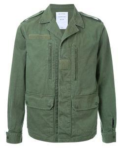 Mr. Gentleman | Куртка С Стиле Милитари