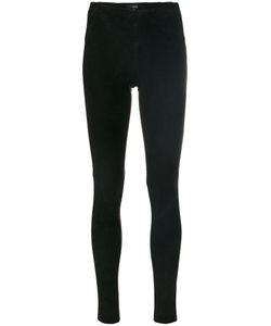 Arma | Textured Skinny Trousers Women 34