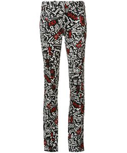 Paco Rabanne | Printed Jeans 38