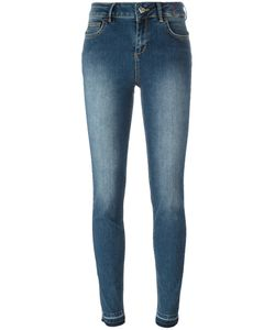 Twin-set | High-Rise Skinny Jeans 27 Cotton/Spandex/Elastane