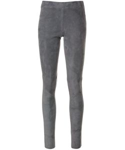 Arma | Textured Skinny Trousers Women 36