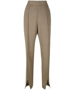 Marni | Straight-Leg Trousers 42 Virgin Wool