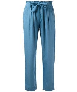 Forte Forte | Drawstring Flared Pants 3