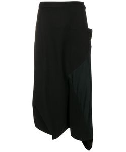 Y'S | Irregular A-Line Skirt Women 2