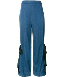 Creatures of the Wind | Denim Wide-Leg Trousers 6