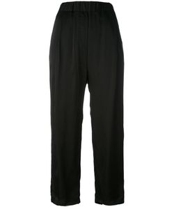 Damir Doma | Drop-Crotch Cropped Trousers