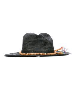 Sensi Studio | Crochet Tagua Bead Panama Hat Small