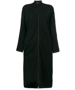 Y-3 | Holey Oversized Cardi-Coat Women S