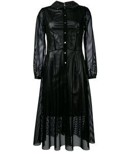 JUNYA WATANABE COMME DES GARCONS | Junya Watanabe Comme Des Garçons Mesh Layer Dress Size Small